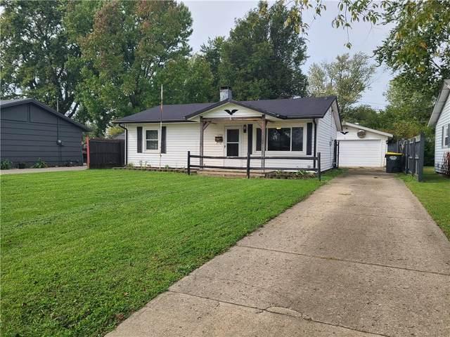 2721 Dakota Drive, Anderson, IN 46012 (MLS #21819726) :: Heard Real Estate Team   eXp Realty, LLC