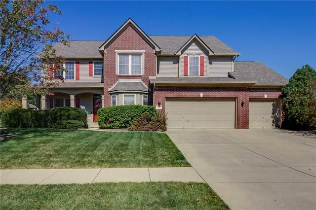 1090 Rockwell Drive, Greenwood, IN 46143 (MLS #21819761) :: Ferris Property Group