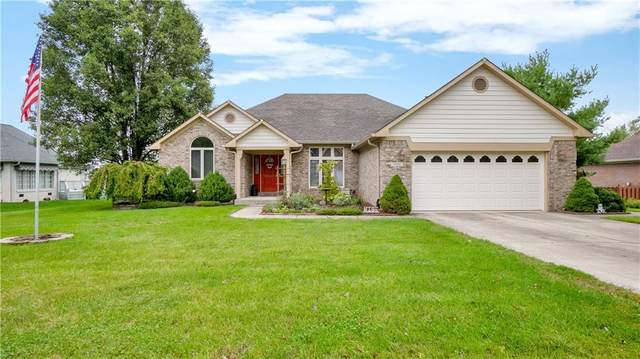 10435 N Vista View Parkway, Mooresville, IN 46158 (MLS #21819770) :: Ferris Property Group