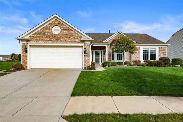 13025 Shiraz Lane, Fishers, IN 46037 (MLS #21819777) :: AR/haus Group Realty