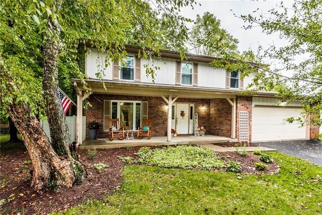 4341 Clayburn Drive, Indianapolis, IN 46268 (MLS #21819792) :: The Indy Property Source