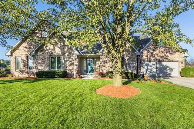 1276 N Winchester Drive, Greenfield, IN 46140 (MLS #21819800) :: Dean Wagner Realtors
