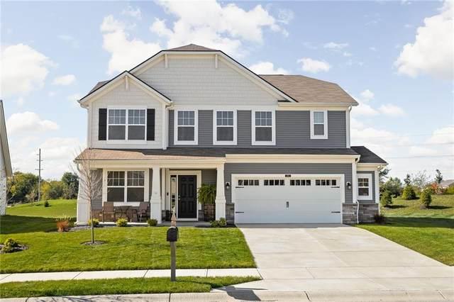 4710 Homestead Drive, Whitestown, IN 46075 (MLS #21819822) :: Dean Wagner Realtors