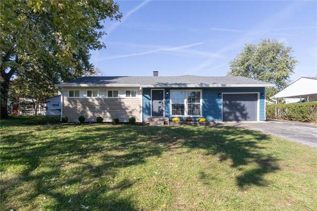 4202 Standish Drive, Indianapolis, IN 46221 (MLS #21819825) :: The Evelo Team