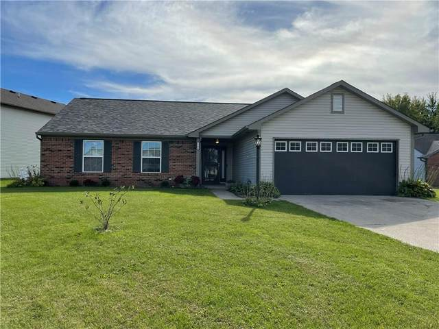 2101 Coldwater Circle, Indianapolis, IN 46239 (MLS #21819836) :: Mike Price Realty Team - RE/MAX Centerstone