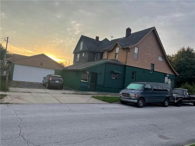 1802 E Washington Street, Indianapolis, IN 46201 (MLS #21819838) :: The Evelo Team