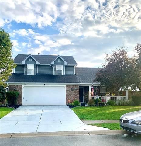 1140 Oak Leaf Road, Franklin, IN 46131 (MLS #21819846) :: JM Realty Associates, Inc.