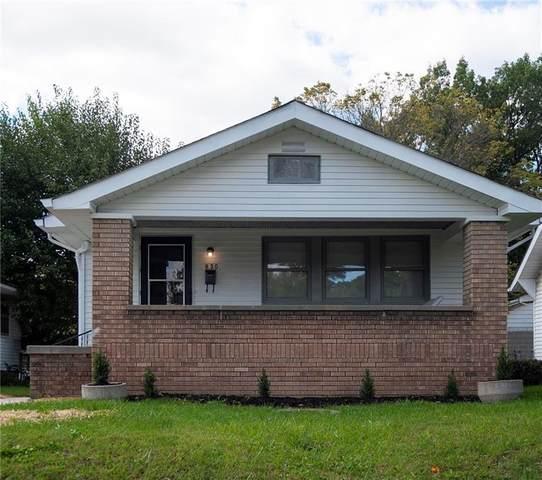 830 N Denny Street, Indianapolis, IN 46201 (MLS #21819849) :: Ferris Property Group