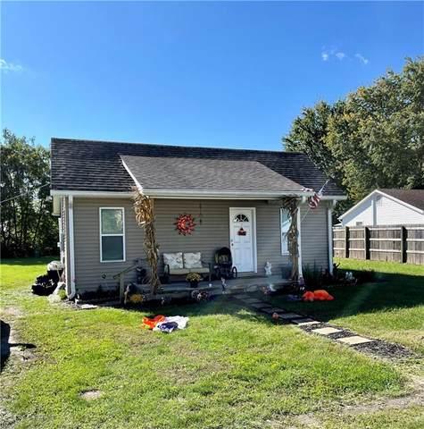 989 E Gray Street, Martinsville, IN 46151 (MLS #21819855) :: Ferris Property Group