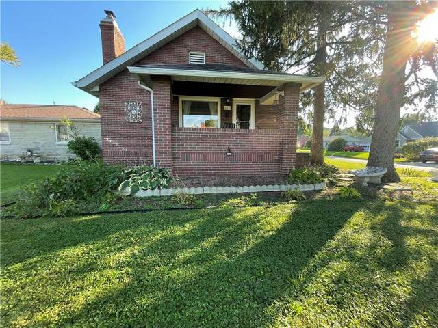 925 Churchman Avenue, Beech Grove, IN 46107 (MLS #21819879) :: Heard Real Estate Team   eXp Realty, LLC