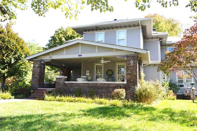401 S Home Avenue, Franklin, IN 46131 (MLS #21819899) :: The Indy Property Source