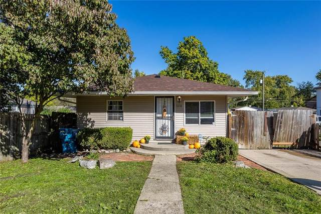 5058 Mecca Street, Indianapolis, IN 46241 (MLS #21819905) :: AR/haus Group Realty