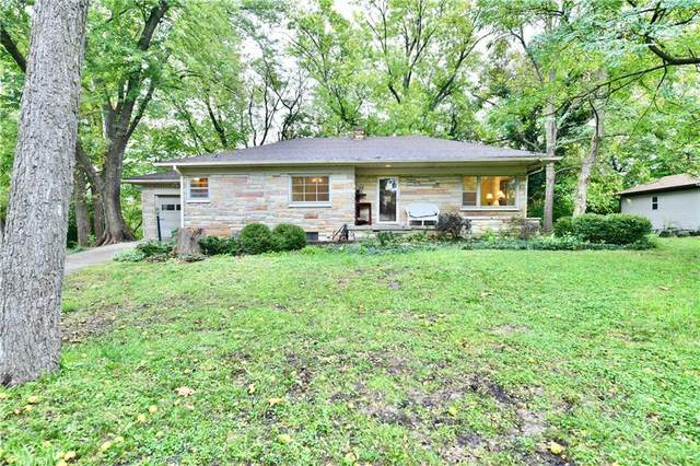 3841 S Sherman Drive, Indianapolis, IN 46237 (MLS #21819909) :: RE/MAX Legacy