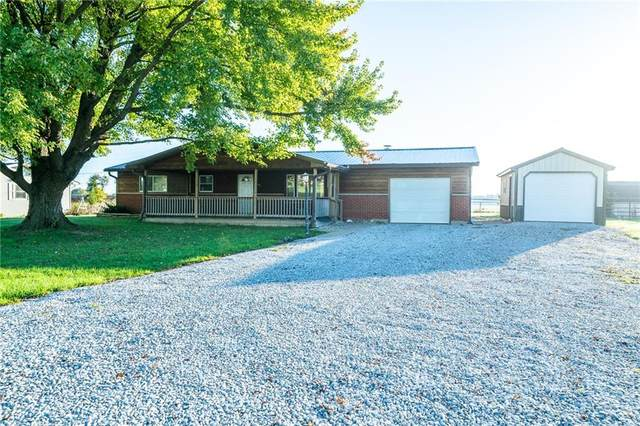 861 S Fillmore Road, Greencastle, IN 46135 (MLS #21819929) :: AR/haus Group Realty