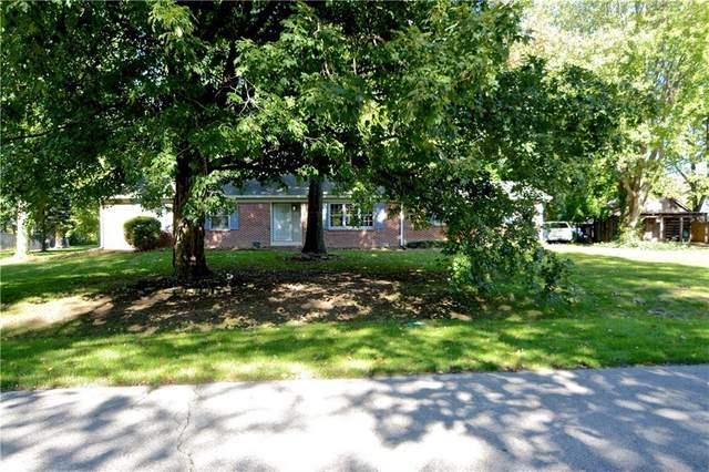 11930 Hoster Road, Carmel, IN 46033 (MLS #21819930) :: The Indy Property Source