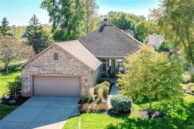11512 Blossom Way, Carmel, IN 46032 (MLS #21819935) :: Mike Price Realty Team - RE/MAX Centerstone