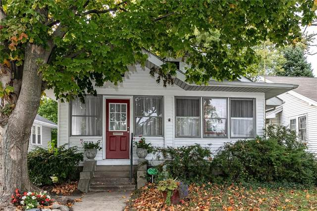 2923 Columbus Avenue, Anderson, IN 46016 (MLS #21819941) :: The Evelo Team