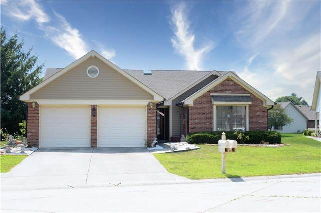120 E President Trail, Indianapolis, IN 46229 (MLS #21819952) :: Dean Wagner Realtors
