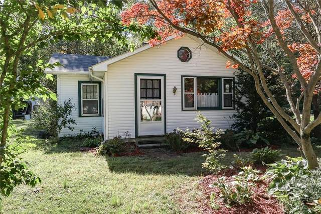 1803 E 69th Street, Indianapolis, IN 46220 (MLS #21819956) :: Mike Price Realty Team - RE/MAX Centerstone