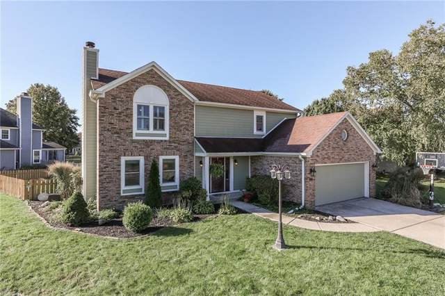 13093 Lansdowne Drive, Fishers, IN 46038 (MLS #21819968) :: AR/haus Group Realty