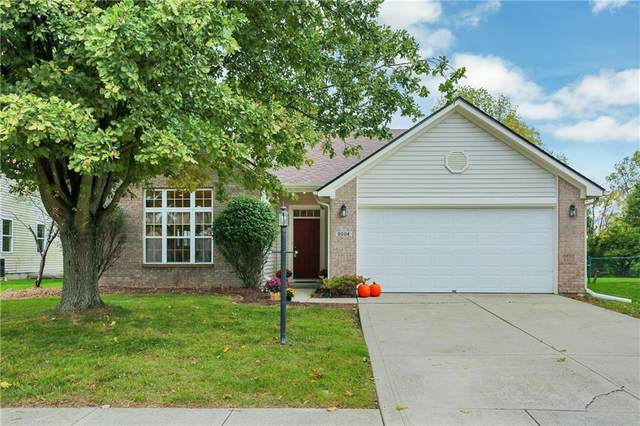 8004 N Arvada Place, Indianapolis, IN 46236 (MLS #21819982) :: The Evelo Team