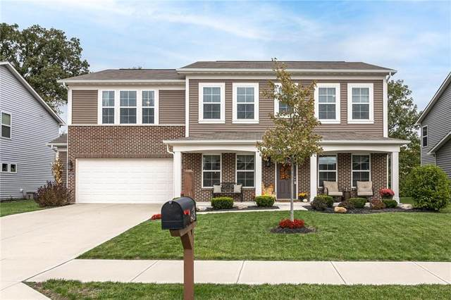 6428 Fawn Way, Mccordsville, IN 46055 (MLS #21819986) :: Quorum Realty Group