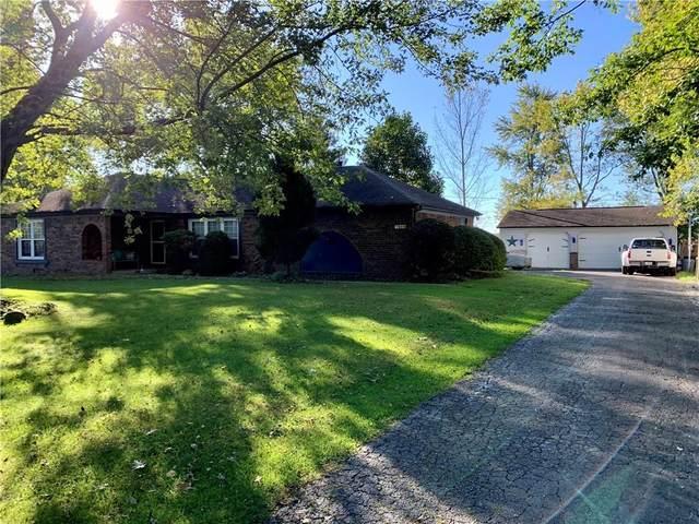 7889 Walnut Drive, Avon, IN 46123 (MLS #21819993) :: Heard Real Estate Team | eXp Realty, LLC