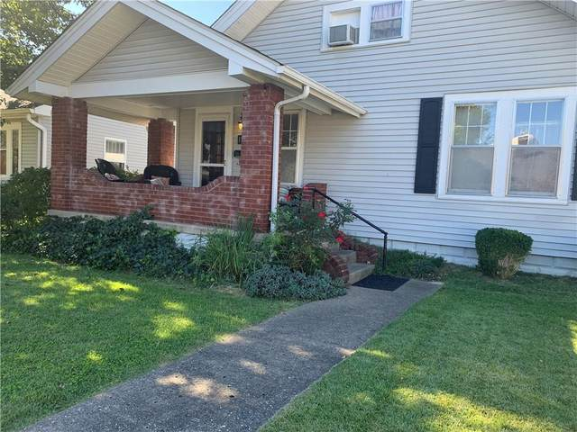 1730 Newton Street, Columbus, IN 47201 (MLS #21820009) :: Mike Price Realty Team - RE/MAX Centerstone