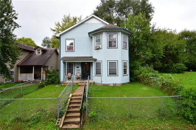 518 N Sheffield Avenue, Indianapolis, IN 46222 (MLS #21820024) :: AR/haus Group Realty