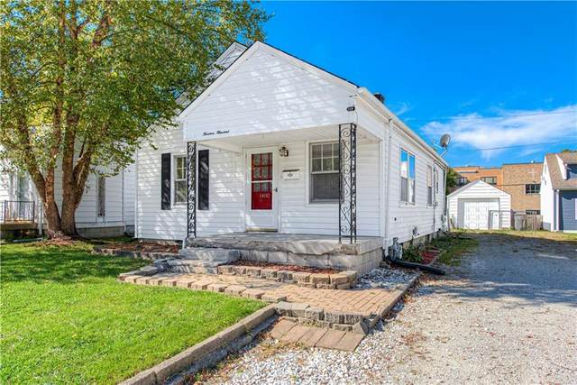 1400 Wallace Avenue, Indianapolis, IN 46201 (MLS #21820027) :: AR/haus Group Realty