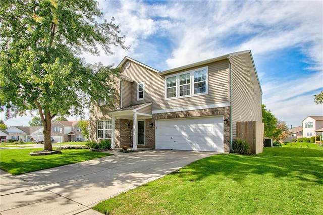 10320 Cressida Way, Fishers, IN 46037 (MLS #21820047) :: AR/haus Group Realty