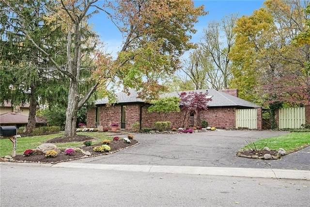 8035 Claridge Road, Indianapolis, IN 46260 (MLS #21820082) :: Ferris Property Group
