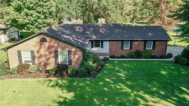11420 N Hummingbird Way, Mooresville, IN 46158 (MLS #21820099) :: The Indy Property Source