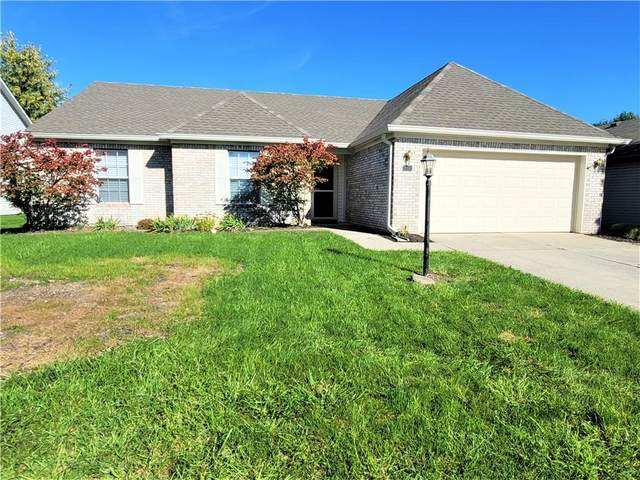 7824 Bent Willow Drive, Indianapolis, IN 46239 (MLS #21820116) :: Heard Real Estate Team   eXp Realty, LLC