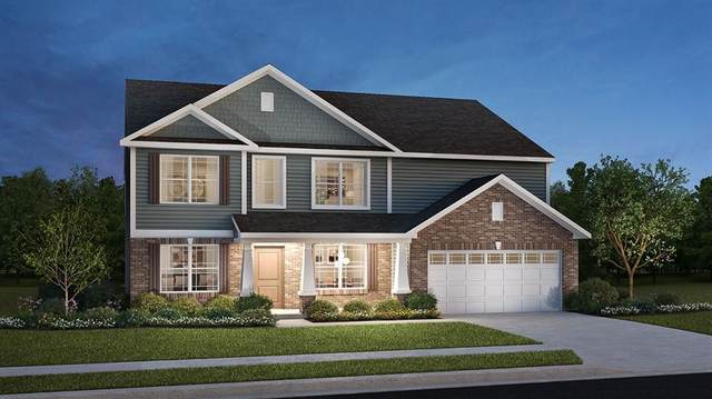 6297 Harvey Drive, Plainfield, IN 46168 (MLS #21820120) :: The Evelo Team