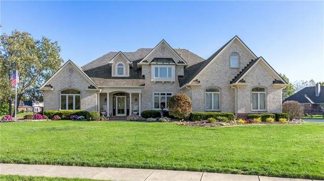 1337 Wood Sage Drive, Avon, IN 46123 (MLS #21820130) :: Quorum Realty Group