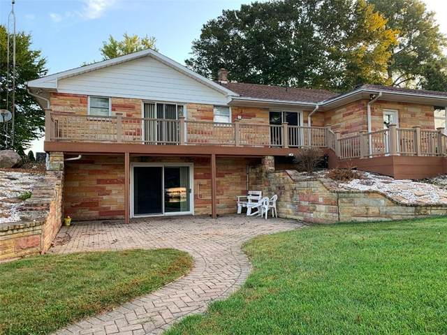 349 SW Shoshone, Greensburg, IN 47240 (MLS #21820212) :: Mike Price Realty Team - RE/MAX Centerstone