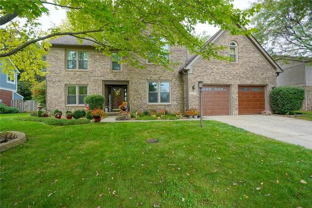 11632 Victoria Court, Carmel, IN 46033 (MLS #21820220) :: AR/haus Group Realty