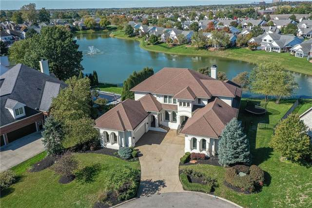 4726 Ellery Lane, Indianapolis, IN 46250 (MLS #21820238) :: The ORR Home Selling Team