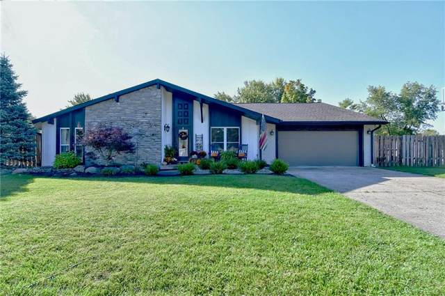 795 Granada Drive, Greenwood, IN 46143 (MLS #21820244) :: Mike Price Realty Team - RE/MAX Centerstone