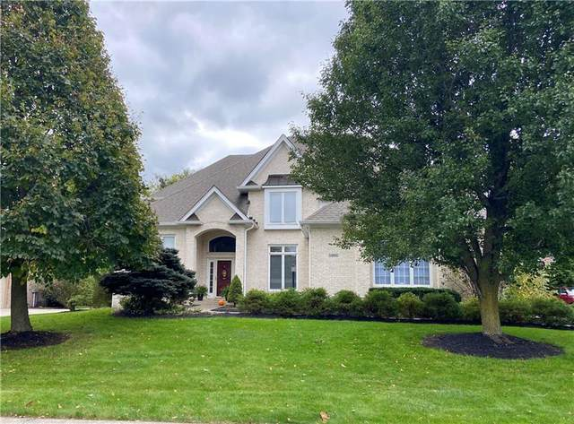 11863 Creekstone Way, Zionsville, IN 46077 (MLS #21820247) :: The Indy Property Source
