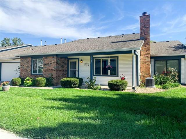 7547 Farm View Circle W, Indianapolis, IN 46256 (MLS #21820250) :: AR/haus Group Realty