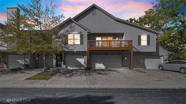 478 Creekwood Drive #155, Avon, IN 46123 (MLS #21820255) :: The Evelo Team