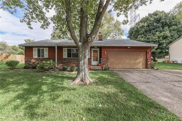 701 Spring Valley Drive, Indianapolis, IN 46231 (MLS #21820287) :: AR/haus Group Realty