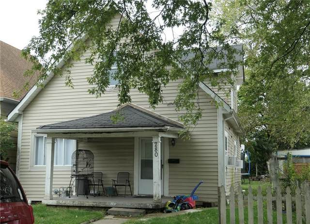 280 N Elder Avenue, Indianapolis, IN 46228 (MLS #21820299) :: AR/haus Group Realty