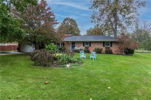 5528 Ashurst Street, Indianapolis, IN 46220 (MLS #21820305) :: The ORR Home Selling Team