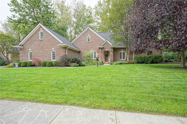 7262 Royal Oakland Drive, Indianapolis, IN 46236 (MLS #21820315) :: The Evelo Team
