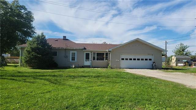 5520 S State Avenue, Indianapolis, IN 46227 (MLS #21820330) :: Dean Wagner Realtors