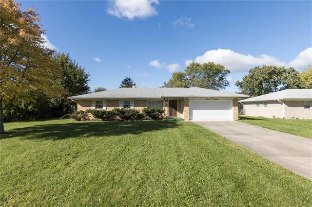 1314 Carroll White Drive, Indianapolis, IN 46219 (MLS #21820351) :: JM Realty Associates, Inc.