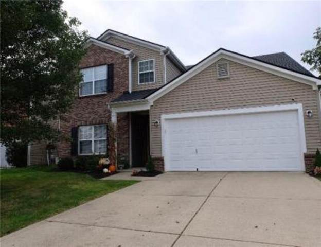 4502 Bellchime Drive, Indianapolis, IN 46235 (MLS #21820368) :: AR/haus Group Realty